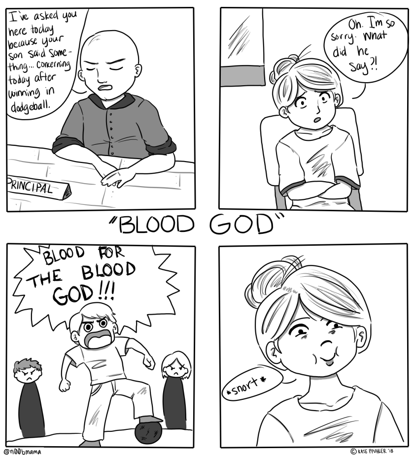 Blood God