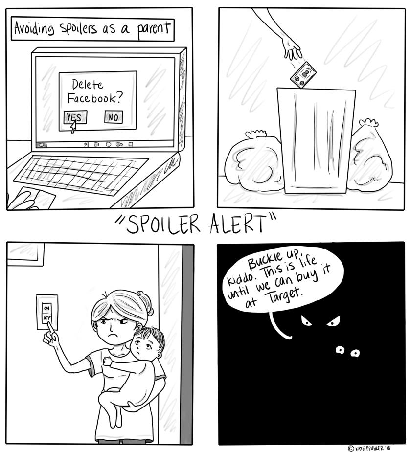 Spoiler Alert 2