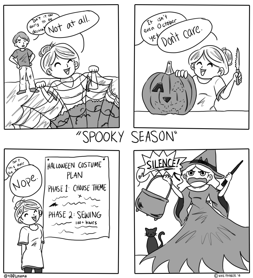 SPOOPY TIME