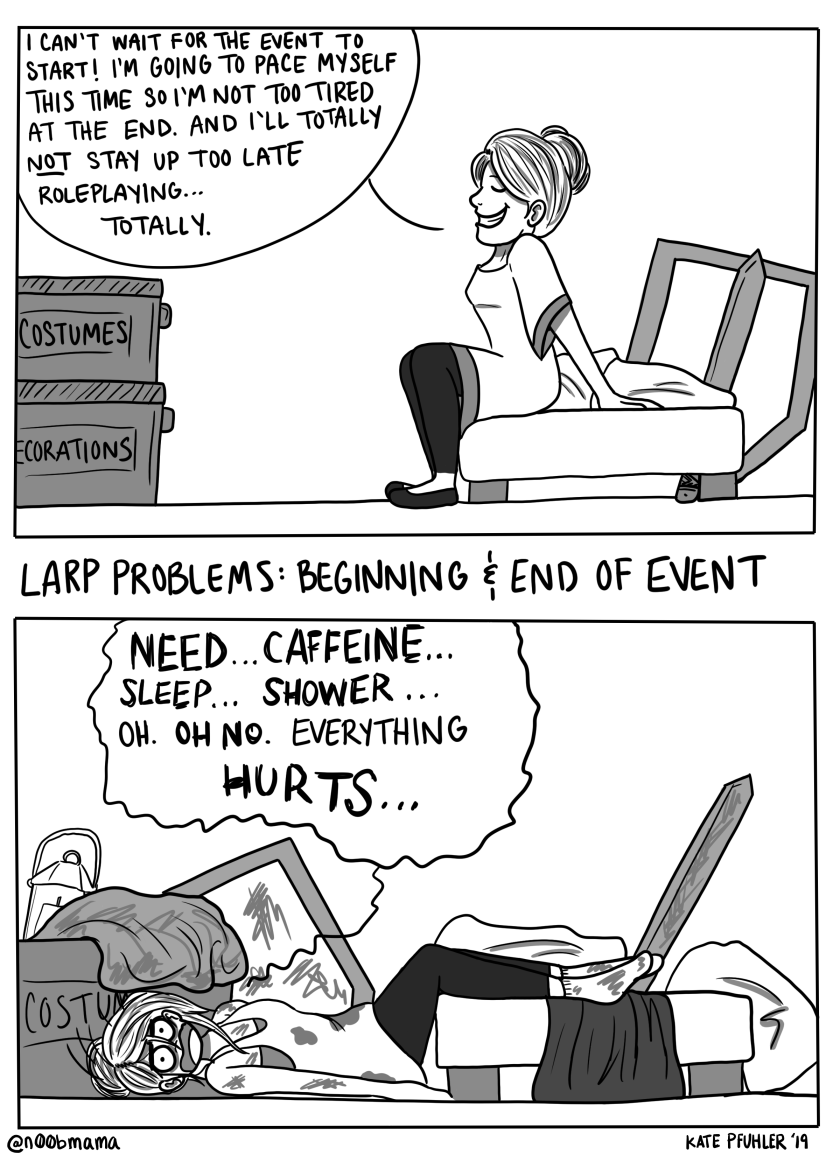 LARP Problems Beginning and End of Event.png