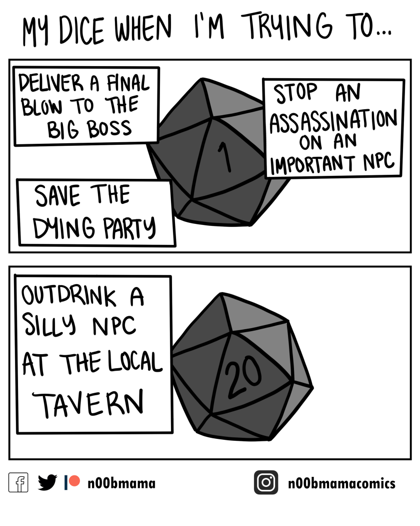 Betrayal of the Dice